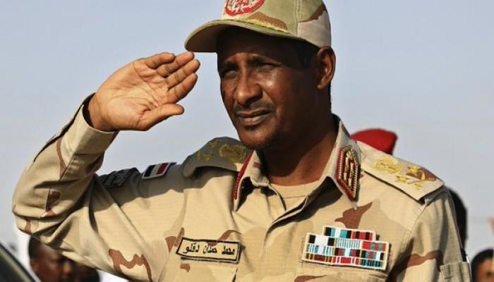 أسوشيتد برس: 3 عقبات تعوق هيمنة حميدتي على السودان