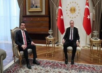 رئيس بلدية إسطنبول المعارض يتابع أردوغان على تويتر