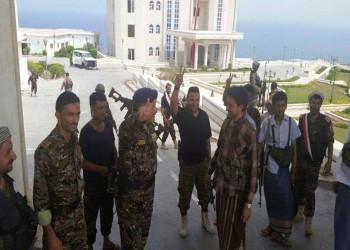 الحكومة اليمنية ترصد ترتيبات لاقتحام القصر الرئاسي بعدن
