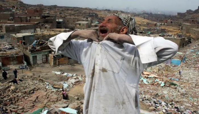 10 ملايين مصري ينضمون للفقراء خلال حكم السيسي