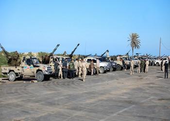 """بسبب معارك طرابلس.. """"الوفاق"""" تخصص نفقات دفاعية إضافية"""