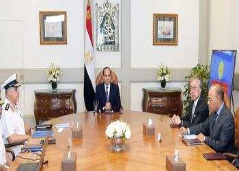 مذكرة تفاهم بين مصر ومجموعة صينية لإنشاء محطة حاويات
