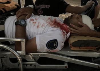 الاحتلال الإسرائيلي يعتدي على حارس بالأقصى ويعتقله