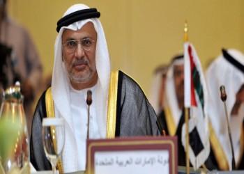 قرقاش يدعو للتهدئة بين الانتقالي الجنوبي والإصلاح اليمني