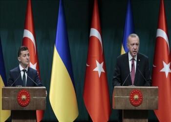 أردوغان: لم ولن نعترف بضم روسيا لشبه جزيرة القرم