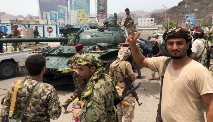 قوات الانتقالي الجنوبي تسيطر على منزل وزير الداخلية بعدن