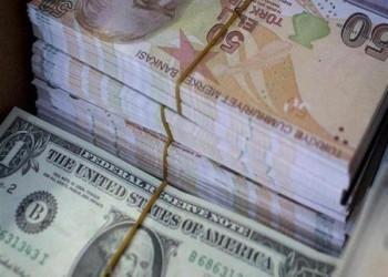 الصين حولت مليار دولار لتركيا يونيو الماضي