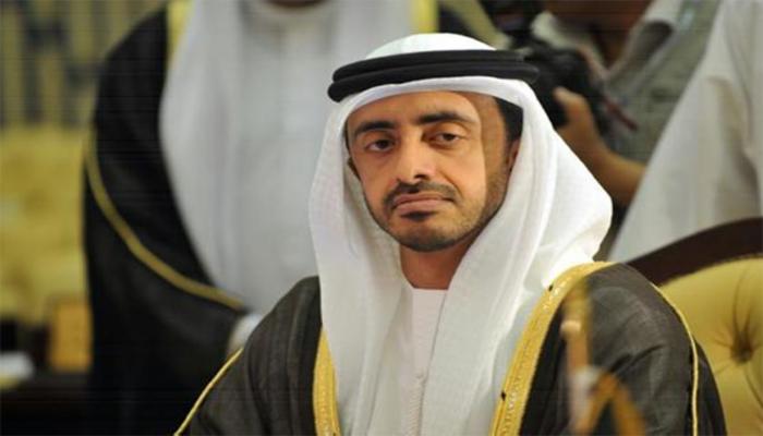 عبدالله بن زايد: قلقون من اشتباكات عدن.. ونبذل الجهود للتهدئة