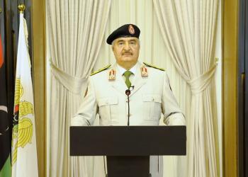 حفتر يعلن قبوله هدنة لوقف القتال في ليبيا خلال العيد