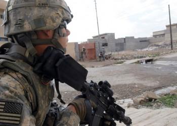 مقتل عسكري أمريكي خلال عملية شمالي العراق