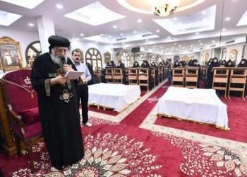 ترسيم 7 راهبات بمصر للمرة الأولى منذ مقتل رئيس أحد الأديرة