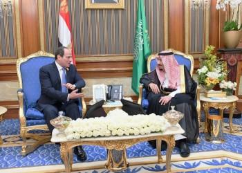 الملك سلمان يتلقى تهنئة هاتفية من السيسي بمناسبة العيد