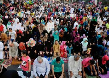 وسط تشديدات أمنية.. ملايين المصريين يؤدون صلاة الأضحى بالساحات