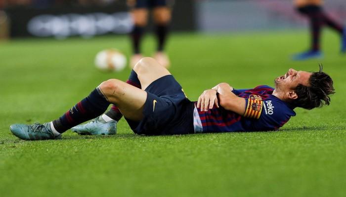 برشلونة يفقد ميسي في افتتاح مشوار الدفاع عن لقب الليغا