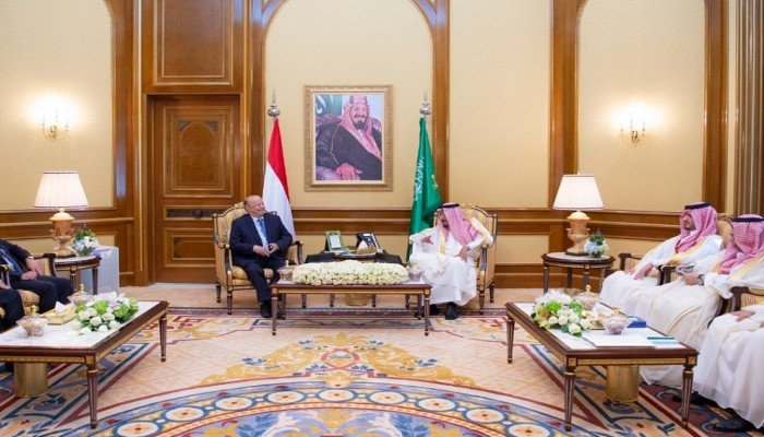 الملك سلمان يرفض انقلاب المجلس الانتقالي على الشرعية في عدن