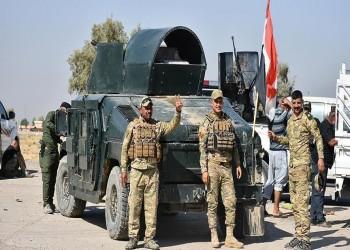 إعادة 14 ألف شرطي وضابط عراقي للخدمة فصلوا بعد سيطرة الدولة الإسلامية