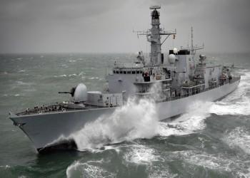 بريطانيا تعلن توجيه فرقاطة إلى الخليج
