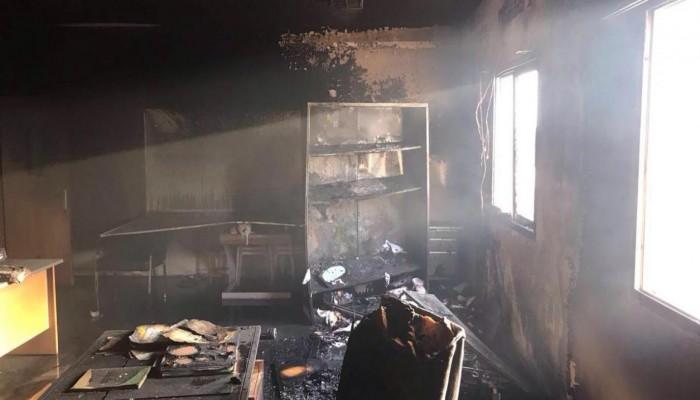 مصر.. 3 طلاب رسبوا بالامتحان فأحرقوا مدرستهم