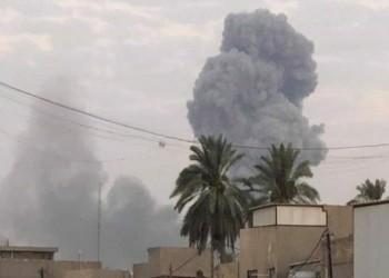 العراق.. خبراء يرجحون قصف إسرائيل لمستودع أسلحة للحشد الشعبي