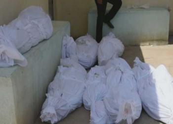غضب سني بعد اكتشاف جثث مجهولة في بابل العراقية