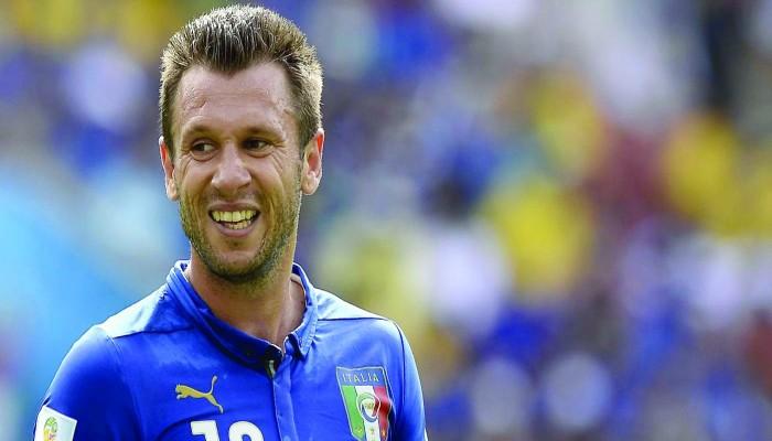كاسانو: الكرة الايطالية تصيبني بالملل وأنشغل بممارسة التنس
