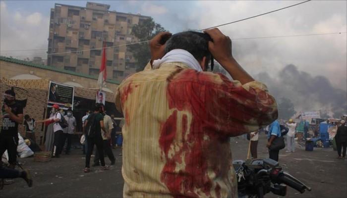الذكرى السادسة لمجزرة رابعة.. 5 مذابح منسية بأسبوع أنهار الدم