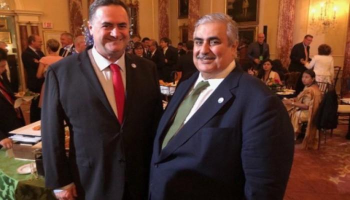 وزير خارجية إسرائيل لنظيره البحريني: عيدك مبارك.. أتمنى رؤيتك مجددا