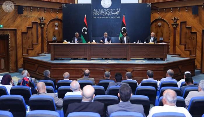 الأعلى للدولة الليبي يندد بالتدخل المصري في شؤون بلاده