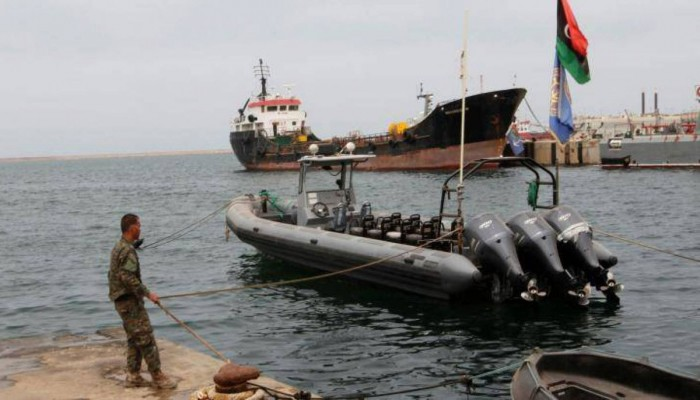 القبض على 5 ضفادع بشرية من قوات حفتر