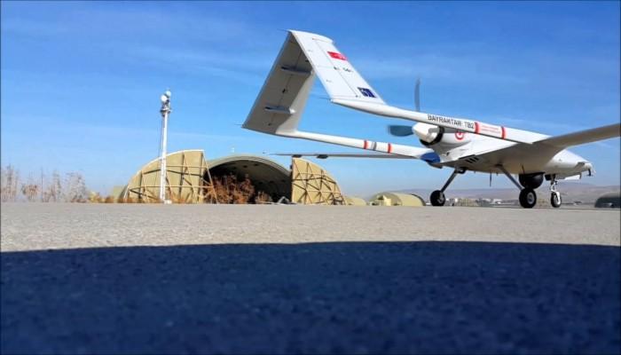 طائرات تركية مسيرة تحلق شمالي سورياتمهيدا للمنطقة الآمنة