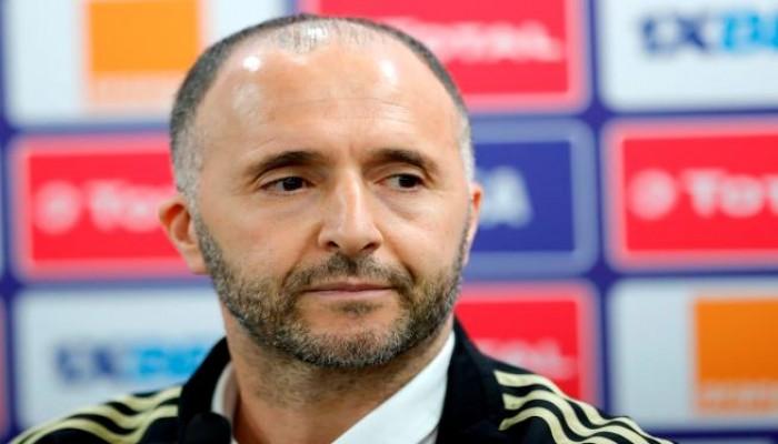 وزير الرياضة الجزائري: بلماضي باق حتى نهاية مونديال قطر