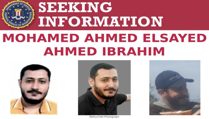 إف بي آي يبحث عن أخطر مواطن مصري