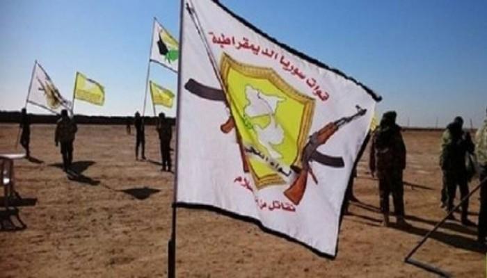 """""""قسد"""" تنفي توقيع اتفاق مع جيش الأسد لتسليم قرى في ريف الرقة"""
