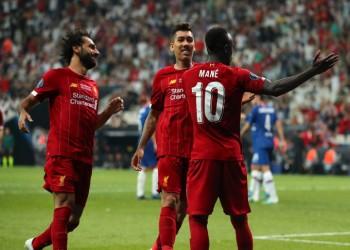 للمرة الرابعة.. ليفربول يتوج بكأس السوبر الأوروبي