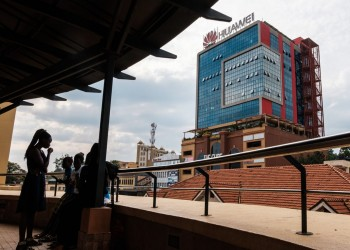 صحيفة أمريكية: موظفون في هواوي تجسسوا على معارضين أفارقة