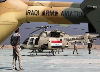 العراق يلغي تصاريح الطيران الأجنبي بعد تفجير معسكر للحشد الشعبي