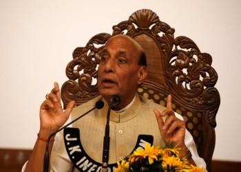 وزير الدفاع الهندي يلوح بضربة نووية: مرهون بالظروف