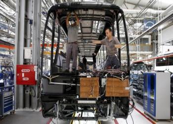 انخفاض الإنتاج الصناعي لتركيا 3.9% في يونيو
