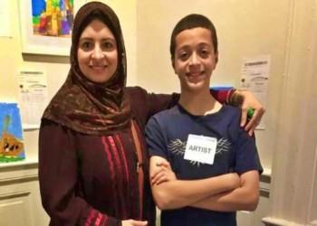 عائلة المصرية الأمريكية ريم دسوقي: بلاغ كيدي وراء احتجازها