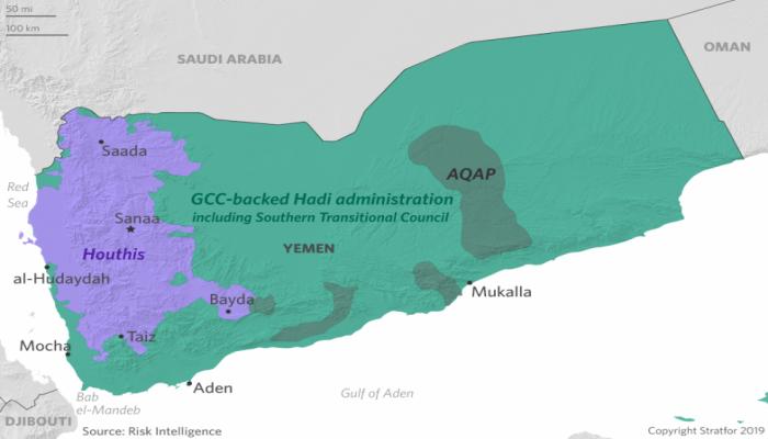 ستراتفور: هل فقدت السعودية والإمارات السيطرة على اليمن؟