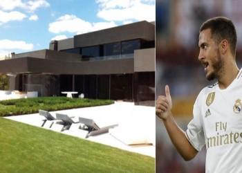 تعرف على سر تسمية منزل نجم ريال مدريد بالبيت الأسود