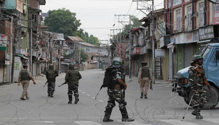 الهند تعيد فرض قيود على التنقل في أجزاء من أكبر مدن كشمير