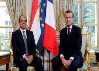 خلافات مصرية فرنسية بسبب دعم حفتر