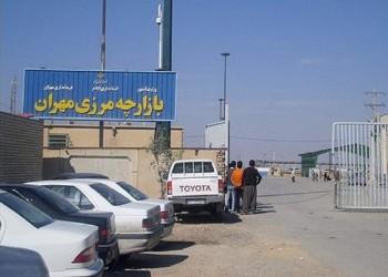 630 ألف طن بضائع إيرانية للعراق عبر منفذ مهران خلال 4 أشهر