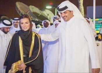 محشومة يا أم الرجال.. وسم يعدد مناقب والدة أمير قطر