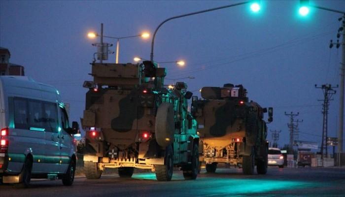 تركيا ترسل وحدات كوماندوز إلى قواتها بحدود سوريا