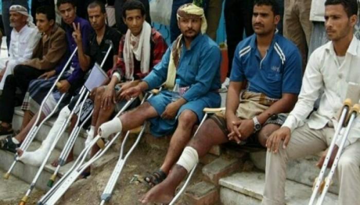 اللجنة الطبية العسكرية توقف علاج جرحى الجيش اليمني بالخارج