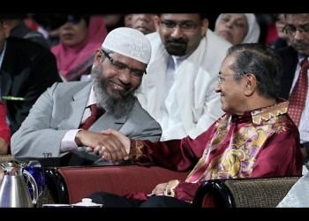 مجددا.. ماليزيا تستجوب ذاكر نايك بعد تصريحات مثيرة للجدل