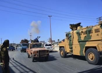 قوات المعارضة السورية تنسحب من مواقع بإدلب وحماة