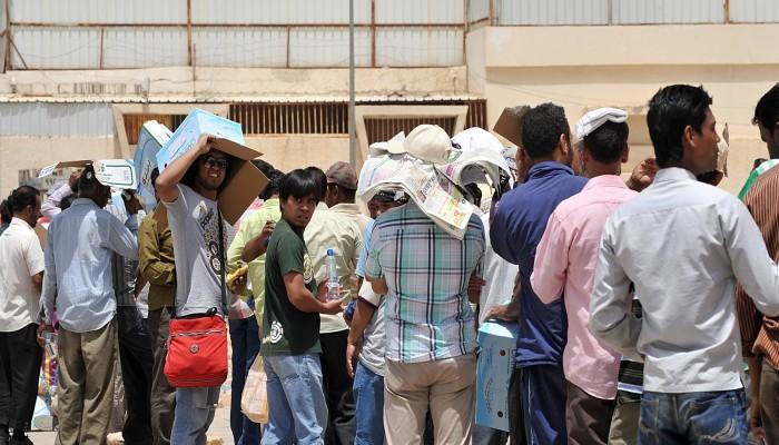 الهنود يتصدرون قائمة العمالة في الكويت خلال 5 سنوات